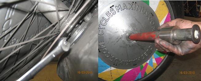 cycles maximus wheel